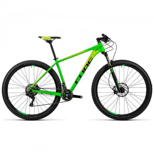 Велосипед Cube LTD Pro 2x 29 (2016)