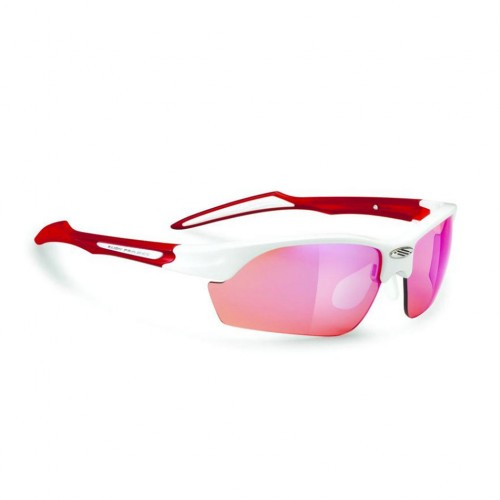 Очки Rudy Project SWIFTY WHITE GLOSS/RED-RAC RED