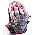 Перчатки 03-000848 с длин. пальц. КЕВЛАР elastic kevlar DROPBEAR RESISTANCE для BMX и др ориг дизайн