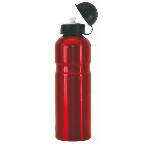 Фляга 5-340292 алюм. 0,75 с крышкой красная